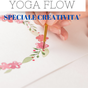 FLOW PER LA CREATIVITA'
