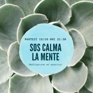 SOS Calma la mente
